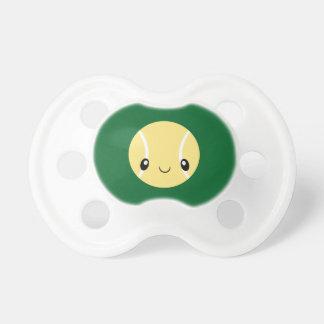 Chupeta Bola de tênis de Emoji