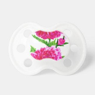 Chupeta Buquê das flores Art5