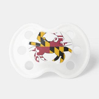 Chupeta Caranguejo da bandeira de Maryland