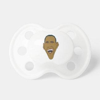 Chupeta Caricatura de Obama