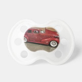 Chupeta Carro do clássico do vintage
