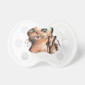 Chupeta cat eating sushi