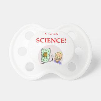 Chupeta ciência