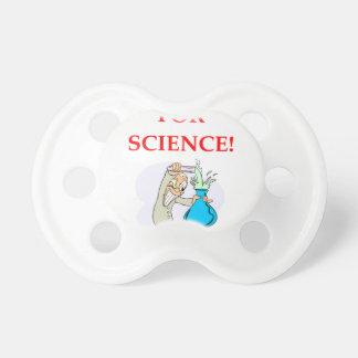 Chupeta cientista louco