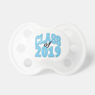 Chupeta Classe do azul 2019