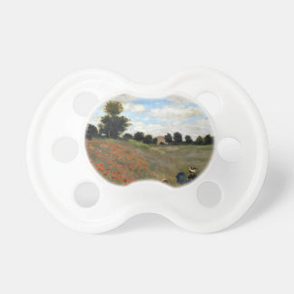 Chupeta Claude Monet - Les Coquelicots