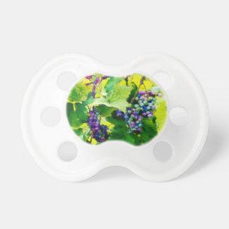 Chupeta conjuntos de uvas 17