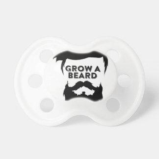 Chupeta Cresça uma barba então que nós falaremos