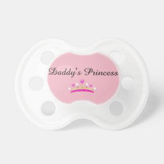 """Chupeta DD/lg do """"a princesa"""" Paci pai"""