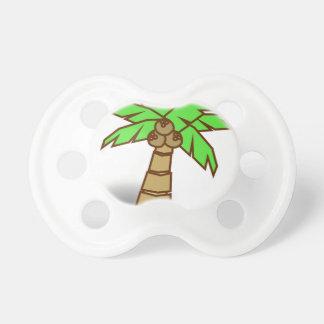 Chupeta Desenho da palmeira