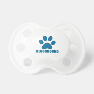 CHUPETA DESIGN DO CÃO DO BLOODHOUND
