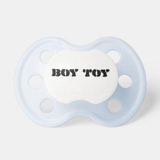 """Chupeta Do """"armas nucleares do brinquedo menino"""" do bebê"""