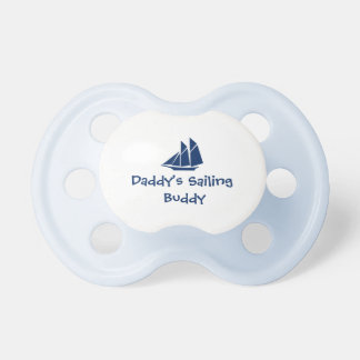 """Chupeta Do """"Pacifier do bebê do amigo da navigação pai"""""""