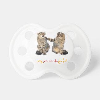 Chupeta Dois gatos