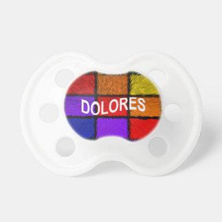 CHUPETA DOLORES