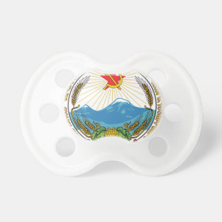 Chupeta Emblema da república socialista soviética arménia