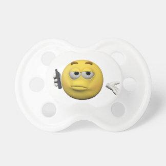 Chupeta Emoticon do telefone