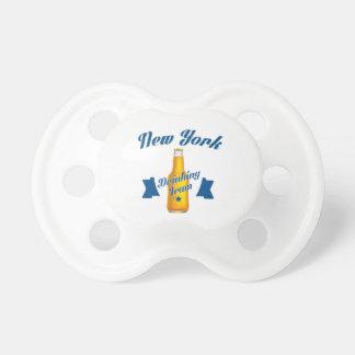Chupeta Equipe do bebendo de New York