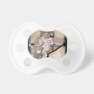Chupeta Estilo do vintage da captura da ucha