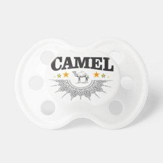 Chupeta estrelas do camelo