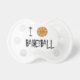 Chupeta Eu amo o basquetebol