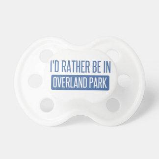 Chupeta Eu preferencialmente estaria por terra no parque