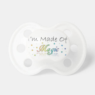 Chupeta Eu sou feito da mágica