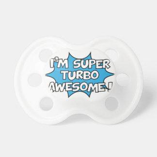 Chupeta Eu sou turbo super impressionante!
