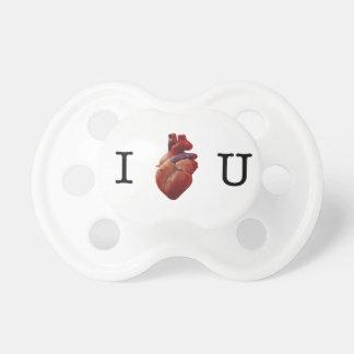 Chupeta Eu te amo