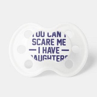 Chupeta Eu tenho filhas