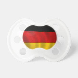 Chupeta Europeu alemão de Europa do símbolo da bandeira