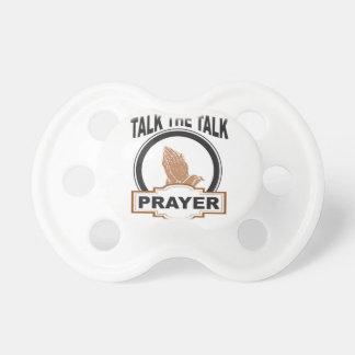 Chupeta fale a oração da conversa yeah