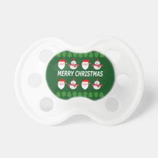 Chupeta Feliz Natal