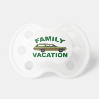 Chupeta férias em família 80s