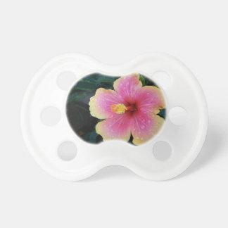 Chupeta Flor do Hawaiian do hibiscus