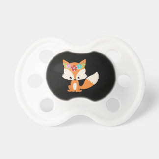 Chupeta Fox do outono de Boho