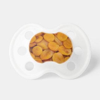 Chupeta Frutas secadas do abricó do corte