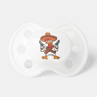 Chupeta Galo mexicano