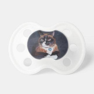 Chupeta Gato bonito