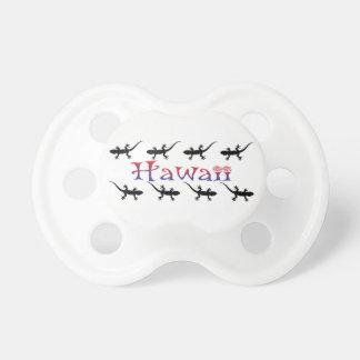 Chupeta gecos do hawai