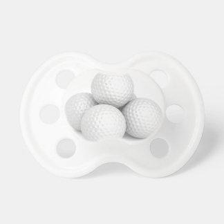 Chupeta Grupo de bolas de golfe