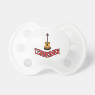 Chupeta Guitarra de Tennessee