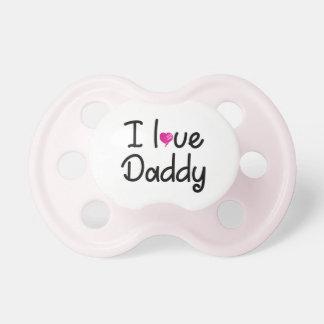 Chupeta I bobina Daddy pacificar, DDLG