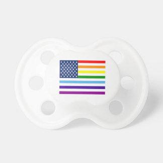 Chupeta Igualdade americana