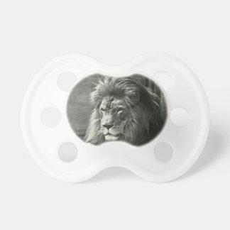 Chupeta Ilustração do leão