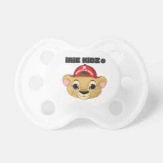 """Chupeta IRIE KIDZ® """"Leo Pacifier do bebê do Cub de leão"""""""