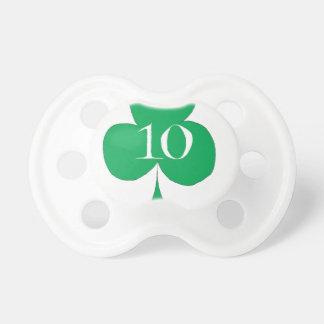 Chupeta Irlandês afortunado 10 dos clubes, fernandes tony