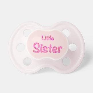 Chupeta Irmã mais nova Binky