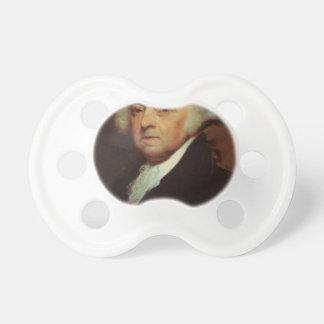Chupeta John Adams
