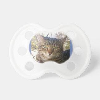 Chupeta lachlantopcat 0-6 meses de Pacifier de BooginHead®